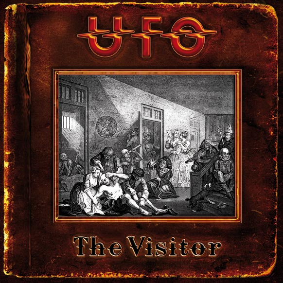 UFO About To Release 20th Studio Album 'The Visitor'