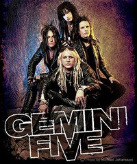 Gemini Five Post New Demo From Upcoming Album