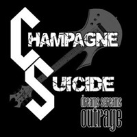 Champagne Suicide Release 'Dreams Screams Outrage'
