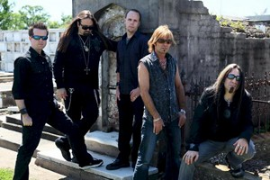 Lillian Axe To Drop 'Deep Red Shadows' On July 20