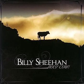 Billy Sheehan's Third Solo CD Holy Cow On Sale Now