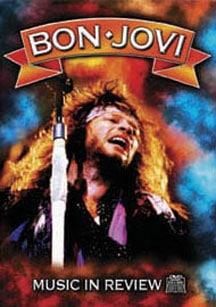 Bon Jovi Music In Review DVD
