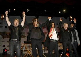 Aerosmith Members Put Differences Aside To Tour