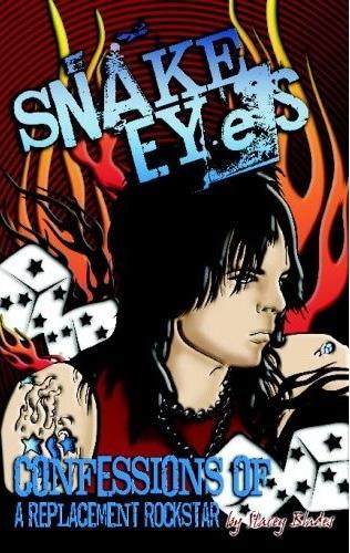 L.A. Guns Guitarist Stacey Blades Releases Snake Eyes Book