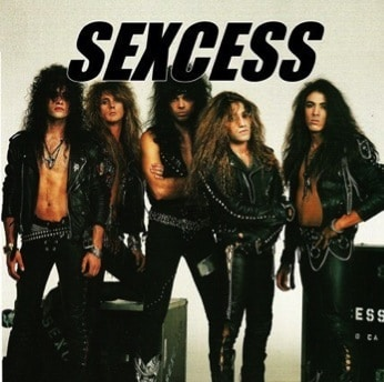 Sexcess Releases Self-Titled Album