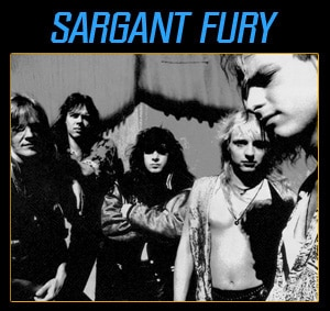 Sargan Fury on Divebomb Records
