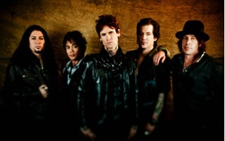 Buckcherry Offers Free Download of New Single All Night Long