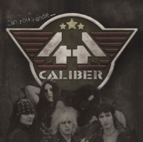 44 Caliber Release American Debut 'Can You Handle'