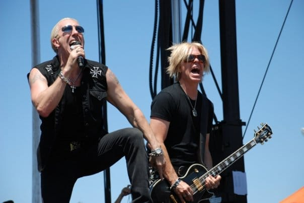 Dee Snider And Dave Henzerling