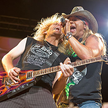 Bret Michaels Would Love To Make A New Poison Record