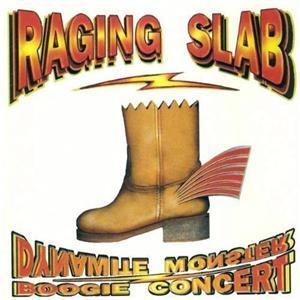 Raging Slab Part Of Legacy Recordings Digital Reissue Initiative