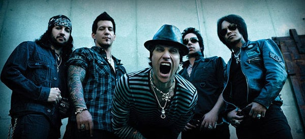Buckcherry Guitarist Joins WWE Raw Live Chat On May 18