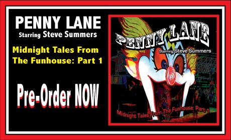 Penny Lane Releases New CD Starring Steve Summers And Keri Kelli