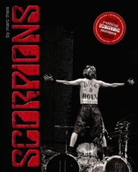 Scorpions Rock N Roll Forever Book Now Available