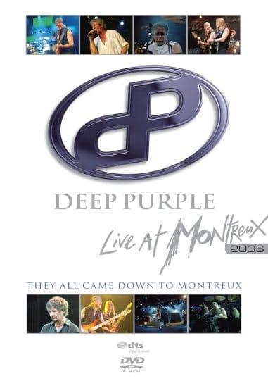 Deep Purple Live At Montreaux