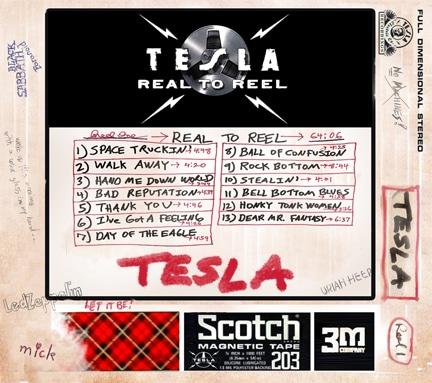Tesla Real To Reel