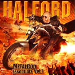 Halford Metal God Essentials