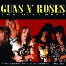 Guns N'Roses The Document