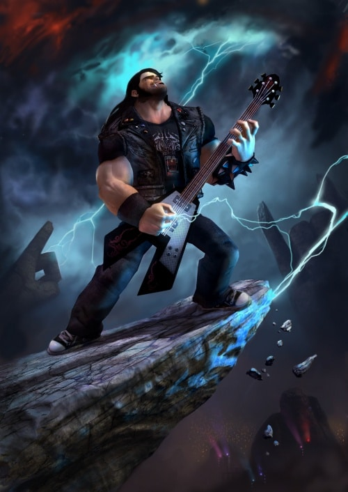 Ozzy Osbourne Joins Brutal Legend Video Game Cast