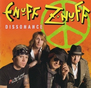 Enuff Z'Nuff's 'Dissonance' To Get Official Release
