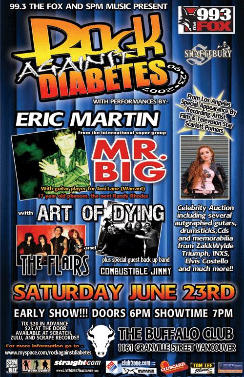Rock Against Diabetes