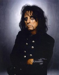 Alice Cooper And Buckcherry Team Up For Select Shows