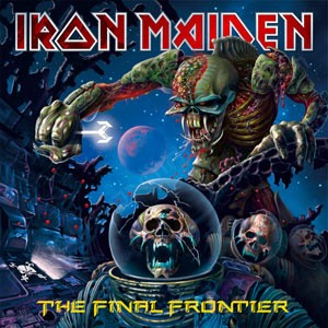 Iron Maiden Enter 'The Final Frontier' In August, New Song Available