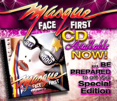 Masque - Face First