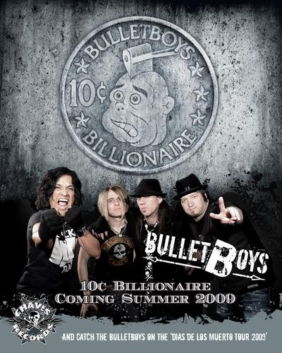 Faster Pussycat, BulletBoys, Bang Tango And Sister Sin Team Up For Tour
