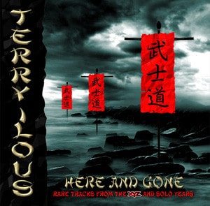 Terry Ilous - Here And Gone