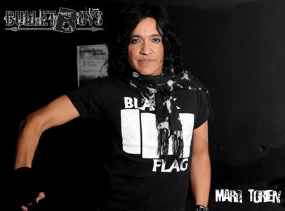 BulletBoys Singer Appearing On New Liberty N' Justice Release