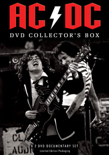 AC/DC - DVD Collector's Box Unauthorized