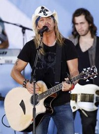 Bret Michaels, I Don't Want My Legacy To Be A Brain Hemorrhage