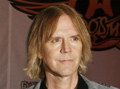 Aerosmith Bass Player Sidelined After Surgery