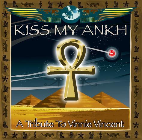 Vinnie Vincent Tribute - Kiss My Ankh