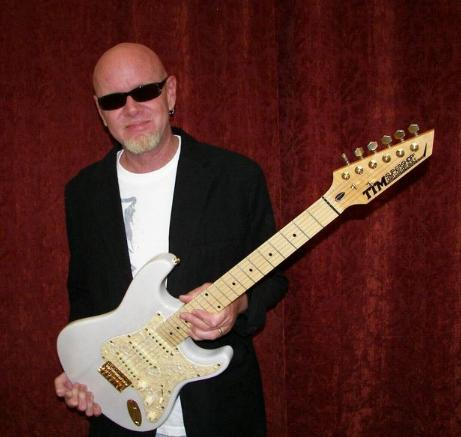 Great White's Mark Kendall Releases Signature Series Guitar