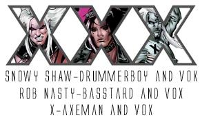 XXX band