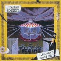 Rainbow Vocalist Graham Bonnet Gets Solo CDs Re-issued