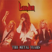 London 'The Metal Years' Due September 30th