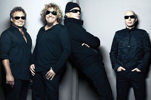 Chickenfoot Is Four Songs And