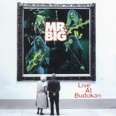 Mr. Big Return To Budokan With Live CD/DVD