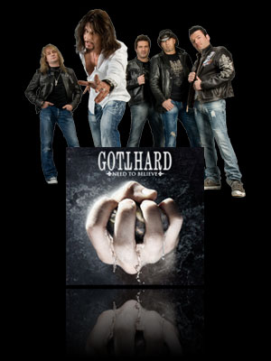 Gotthard Release 'Need To Believe'