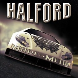 Rob Halford Releasing 'Halford IV - Made Of Metal' Later This Month