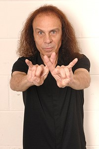 Ronnie James Dio Memoirs And New Music Planned