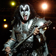 Gene Simmons Says Record Companies To Blame For Illegal Music Downloading