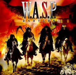W.A.S.P. Return With 'Babylon' Release, First Single Online