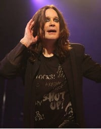 Ozzy Osbourne's Back Problem Is Getting So Bad He Can Barely Move