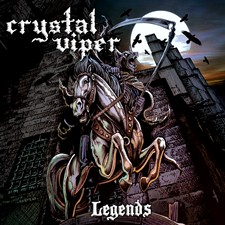 >Mat Sinner Joins Crystal Viper On New Song