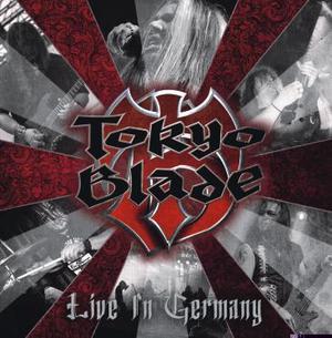 Tokyo Blade Live In Germany Artwork Reveiled