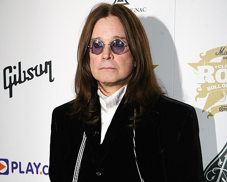 Ozzy Osbourne: Doc Told Me I Had AIDS, Then Said It Was A Mistake